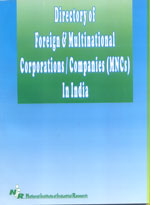 Directory of Foreign & Multinational Corporation, Companies (MNCs) In India